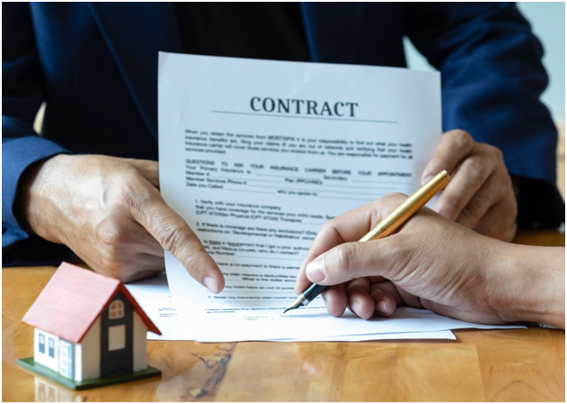 Contract attorney in Los Angeles